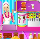 Barbie Kafe Salonu