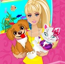 Barbie Pet Bak�c�s�