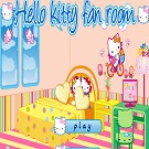 Hello Kitty Hayran Oda Dekoru