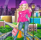 Barbie New York Alışverişi